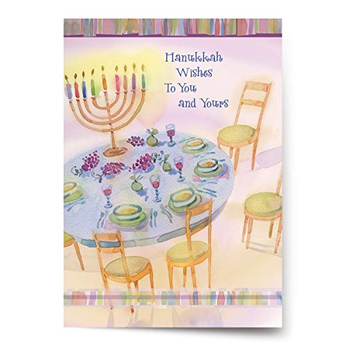 Designer greetings Hanukkah Boxed Cards (18 Count), 125-00386-000