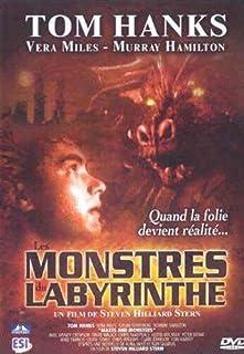 Les monstres du labyrinthe [Francia] [DVD]