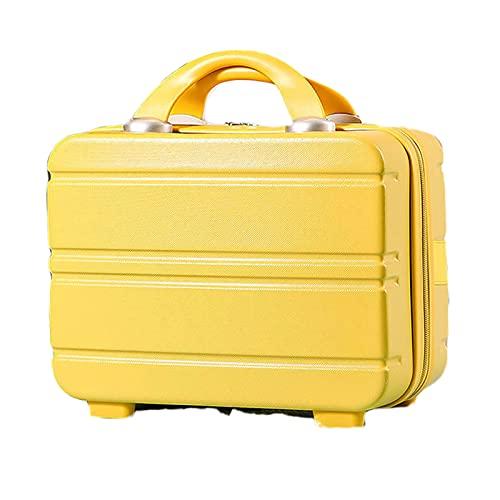 Household Products Hartschalen-Kosmetikkoffer für Reisegepäck, Kosmetikkoffer, Kosmetikkoffer, Tragbare Künstleraufbewahrungstasche für Kosmetik-Make-up-Pinsel