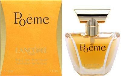 Lancôme Poeme femme/ woman Eau de Parfum Vaporisateur/ Spray, 30 ml
