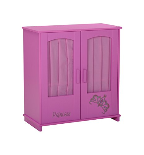 Knorrtoys 67324 - Puppenschrank Diadem Pink