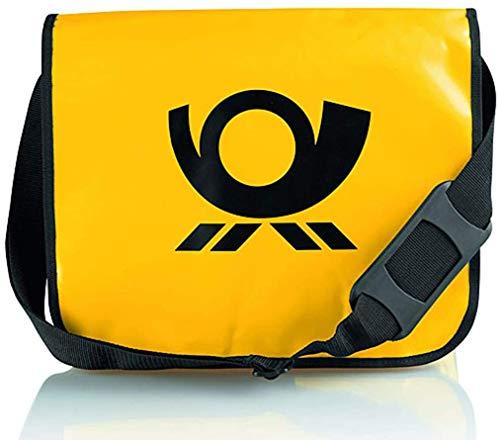 Post-Bag Umhängetasche mit Deutsche Post- Logo