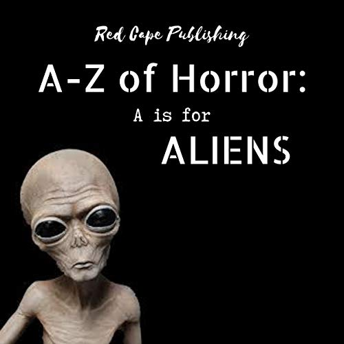 A Is for Aliens cover art