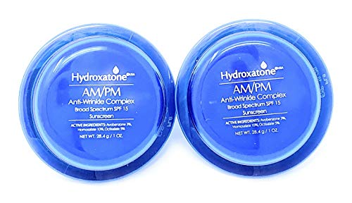 Hydroxatone AM/PM Anti-Wrinkle Complex SPF 15