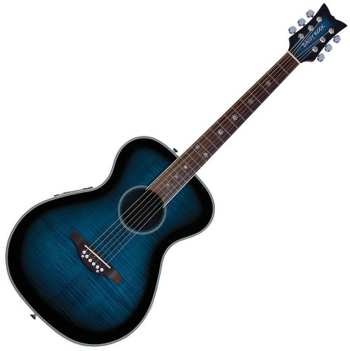 Daisy Rock Pixie Guitare acoustique Bleu
