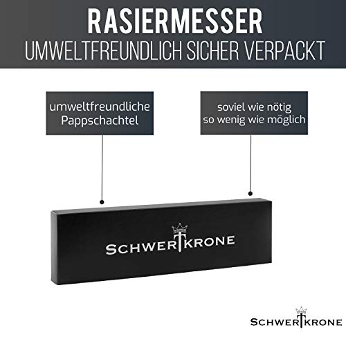 Schwertkrone Rasiermesser - 5