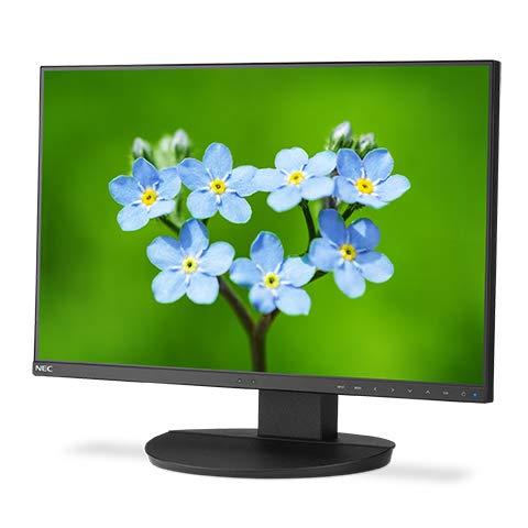 NEC EA231WU-BK 23 WUXGA Business-Class Widescreen Desktop Monitor with Ultra-Narrow Bezel