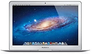 Apple MacBook Air MC969LL/A 11.6-Inch Laptop (Renewed)
