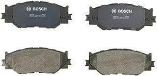 Bosch BP1178 QuietCast Premium Semi-Metallic Disc Brake Pad Set For 2003-2008 Lexus IS250; Front