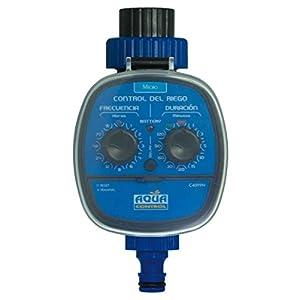 Jardibric 4963 Aqua Flow - Programador de riego, multicolor ...