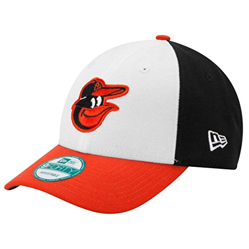 New Era The League Baltimore Orioles Hm Gorra, Hombre, Negro (Black), OSFA