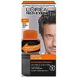 L'Oréal Paris One-Twist Haarfarbe für Männer, natürliche Haar-Coloration mit Grau-Abdeckung, Haarfarbe speziell für Männer, für alle Haartypen und Haarfarben