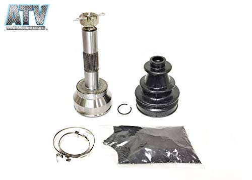 ROADFAR CV Joint Replacement Kit Compatible with Jeep 2006-2010 Commander 2002-2007 Liberty 1999-2006 Grand Cherokee P52853431AA P52853432AA 52105728AD 52105758AD 932-303