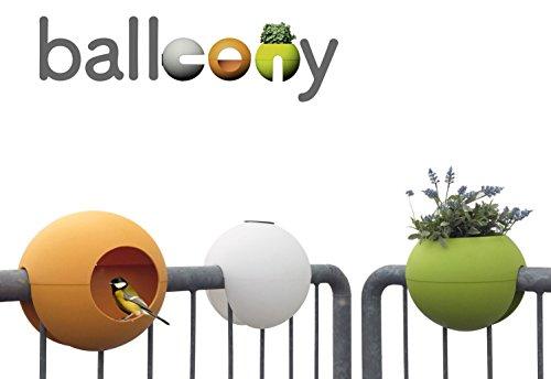 rephorm® ballcony birdball (graphit) - 3