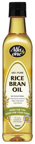 Ein Alfa 100% Pure Rice Bran Oil 500ml