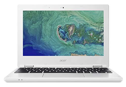 Acer Chromebook 11 CB3-132 - (Intel Celeron N3060, 2GB RAM, 16GB eMMC, 11.6 inch HD Display, Google Chrome OS, White)