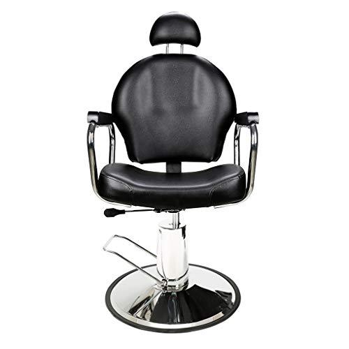 BarberPub Friseurstuhl Friseursessel Bedienungsstuhl Friseureinrichtung Hydraulisch Stuhl