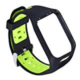 Hemobllo - Correa de silicona con cierre rápido, accesorio de...