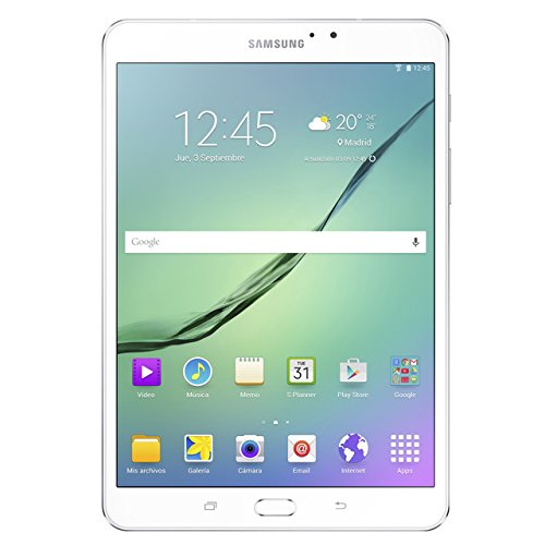 "Samsung Galaxy Tab S2 8"" Wi-Fi SM-T713NZWEPHE - Tablet , blanco"