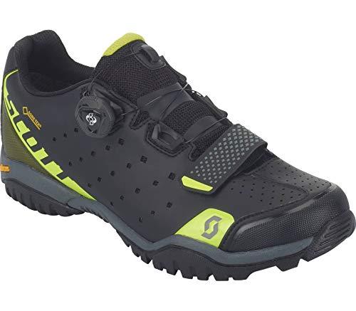 Scott Sport Trail Evo Gore-Tex MTB Trekking Fahrrad Schuhe schwarz/gelb 2021: Größe: 44