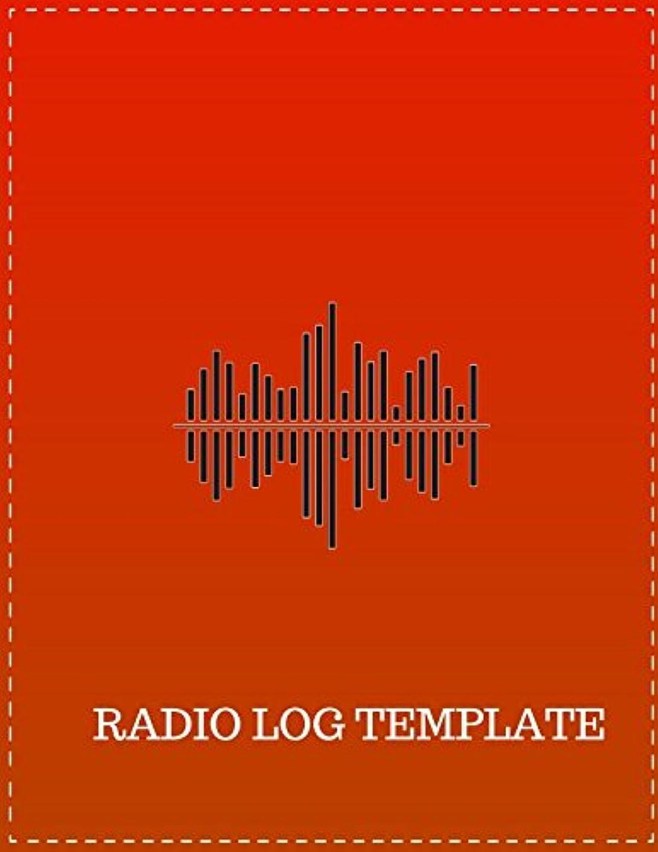 非公式ダイヤルおびえたRadio Log Template