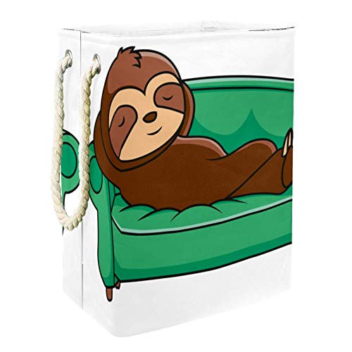 Yumansis Panier Organisateur Pliable pour Panier à Linge Singe Mignon Panier Organisateur pour bacs à Jouets paniers-Cadeaux vêtements Chambre de bébé