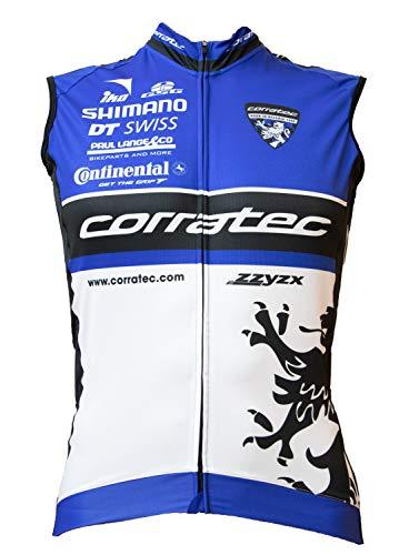 Corratec Jersey Sleeveless World Team Line - XL