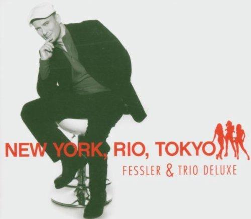 New York, Rio, Tokyo