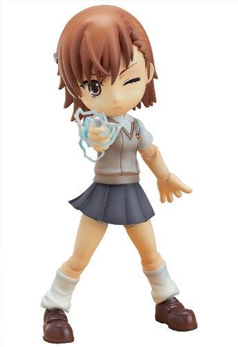 To Aru Kagaku no Railgun: Misaka Mikoto S.K. Series Action Figurine