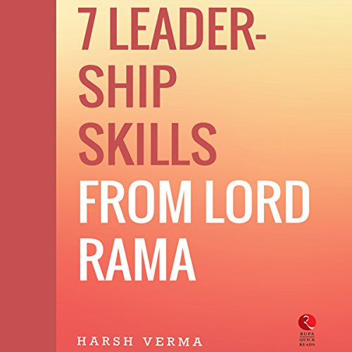 7 Leadership Skills from Lord Rama (Rupa Quick Reads) audiobook cover art