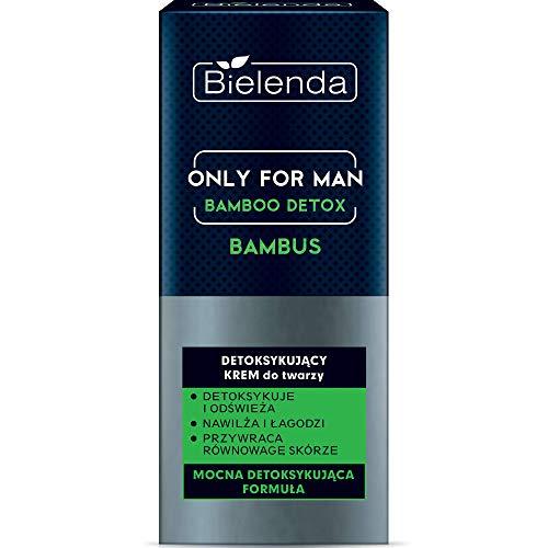 Bielmeier Enda Men Bamboo Detox Crème pour le visage 50 ml