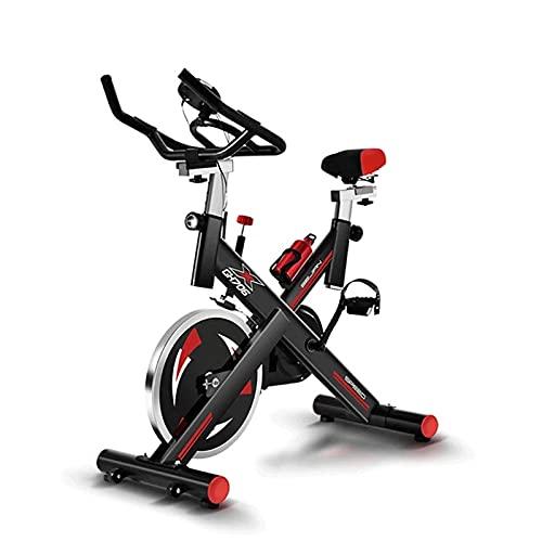Bicicleta Spinning Loren. Bicicleta con Volante de inercia de 24kg. Pantalla LCD con pulsómetro. FitnessTech