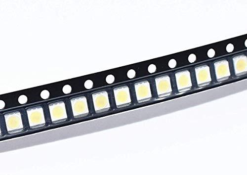 YUVASA 10pcs x LG 3535 Innotek LED 2W 6V retroiluminación TV de la Pantalla Retro iluminación reparación Leds fundidos Tiras