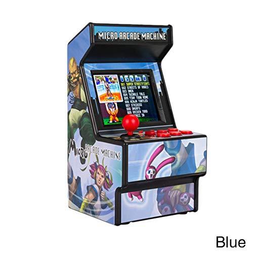 True-Ying New Street Fighter Arcade - Consola de Juego de Mano (tamaño pequeño, 16 bits)