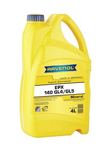 RAVENOL Getriebeoel EPX SAE 140 GL-4/GL-5