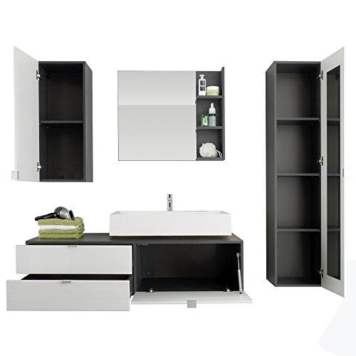trendteam Badezimmer 5-teilige Set kaufen  Bild 1*