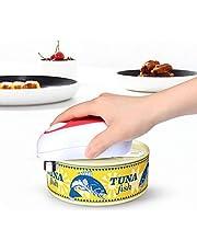 Yunjie Abrelatas eléctrico, Automático Abridor de latas para Restaurante de casa los Bordes Son ordenados y Lisos abrelatas de Cocina con Interruptor de un Solo Toque