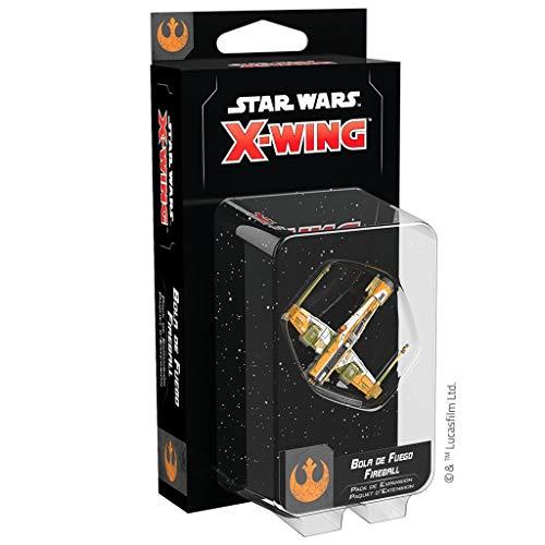 Fantasy Flight Games- Star Wars X-Wing 2.0 - Bola de Fuego, Color (SWZ63ES)