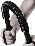 WYZXR 30kg-60kg Brazo Twister Power Dual Spring, Expansor de Pecho, Fortalecedor de Brazo y generador de Pecho Ejercicio Fitness, Fuerza Extrema, Adecuado para Deportista, 60KG