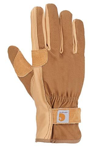 Carhartt Women's Chore Master Glove, brown, Medium
