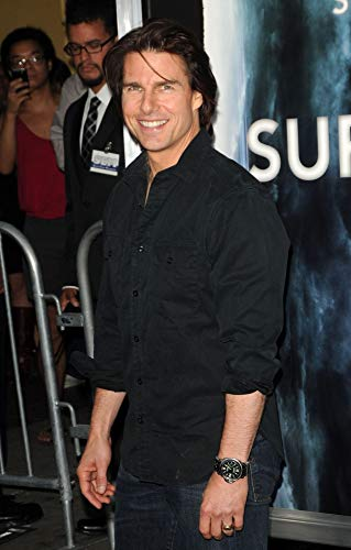 Posterazzi Poster Print EVC1108E05DX046LARGE Tom Cruise at Arrivals for Super 8 Premiere Regency Village Theater Los Angeles Ca June 8 2011. Photo by Dee CerconeEverett Collection Celebrity (16 x 20)