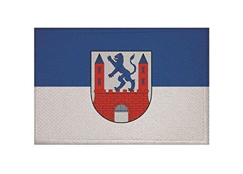 U24 Aufnäher Neustadt am Rübenberge Fahne Flagge Aufbügler Patch 9 x 6 cm