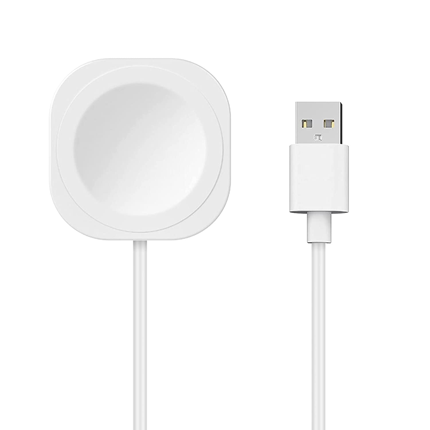 Watch Charger Cable Compatible with Apple iWatch Series SE 6 5 4 3 2 1(38mm 40mm 42mm 44mm) - 3.3 FT