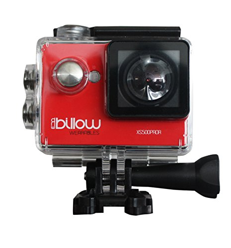 Billow xs500pro Action Camera (geheugenkaart, Ion, 1920 x 1080 pixels, 1920 x 1080 pixels, H.264, MOV, 1080P)