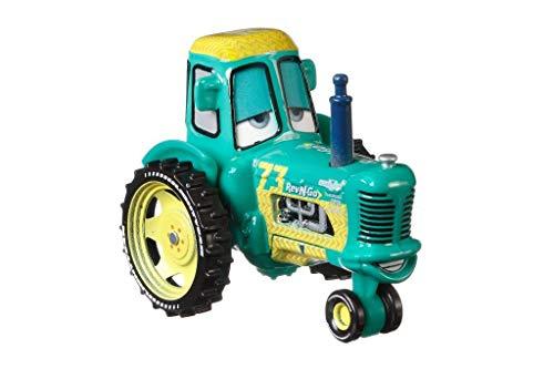 Disney Cars Rev n go Racing Traktor Fahrzeug Pixar Cars Diecast Spiel und Sammelfahrzeug