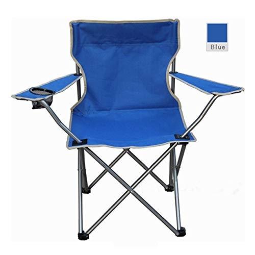 Al Aire Libre Silla Plegable portátil, Pesca Acampar Silla de Playa de Picnic, Oxford Tela de Asien