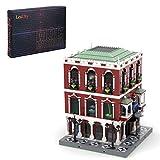 qeryuyh iSea Aquarium Dive Center Palace Modelo de Ladrillos MOC-65384 3586 Piezas Creativo Juego de Bloques de construcción de Arquitectura Modular Street View Compatible con Lego