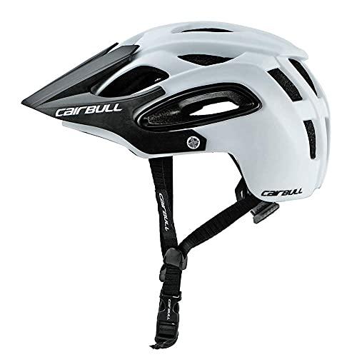 Casco para Bicicleta, Casco para Bicicleta especializado, Casco de Seguridad para Deportes All-Terrai MTB, Casco cómodo y liviano, B
