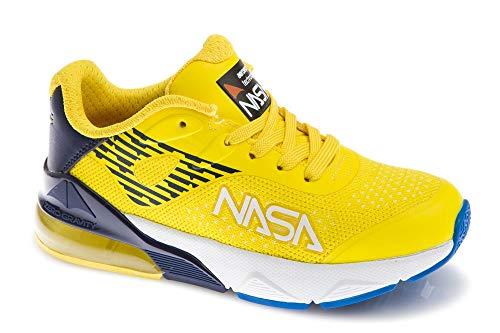 Nasa Sportschuhe gelb Jungen Kinderschuhe Sneaker (Numeric_37)