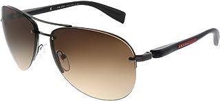 Prada - Sport Hombre gafas de sol PS 56MS, 5AV6S1, 62